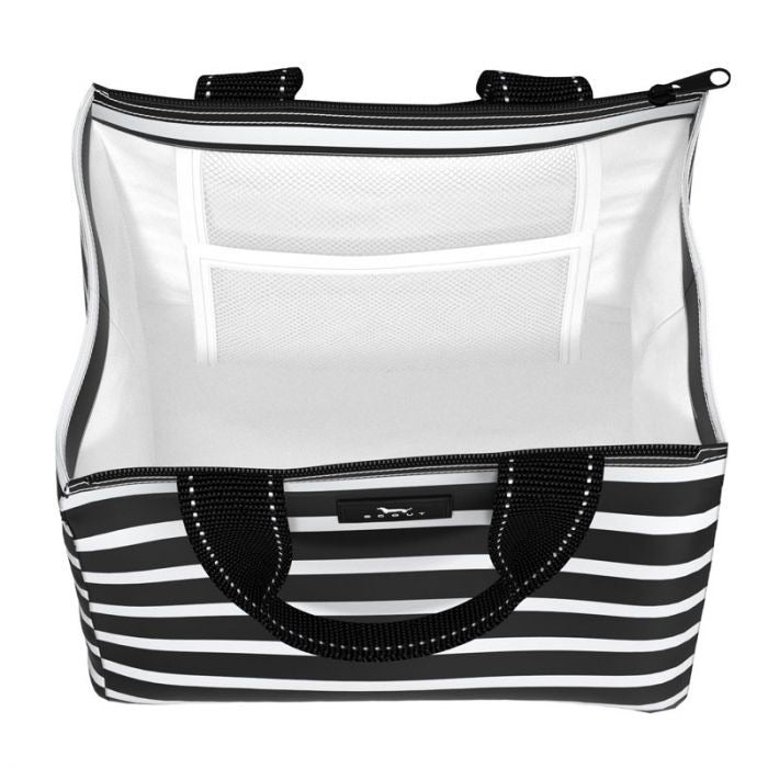 SCOUT Eloise Lunch Box, Fleetwood Black - Monogram Market
