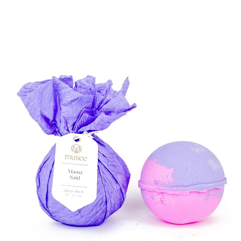 Musee Bath Bomb - Mama Said - Monogram Gifts