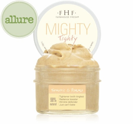 Farmhouse Fresh Mighty Tighty Turmeric & Banana Tightening Mask - Monogram Gifts