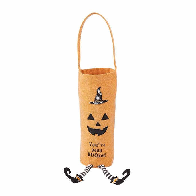 Mud Pie Halloween Bottle Bags