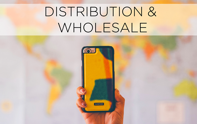 Distribution wholesale