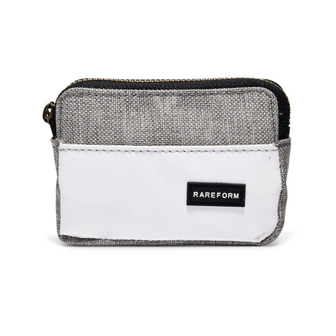 Pouch Wallet - White - RAREFORM