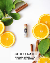 Load image into Gallery viewer, Spiced Orange Organic Beeswax Lip Balm Two Pack