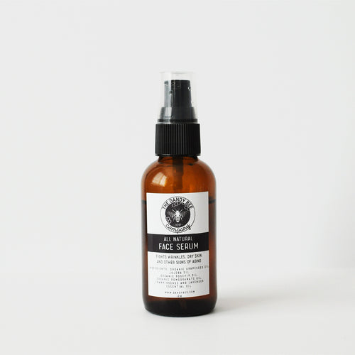 Lavender and Frankincense Face Serum