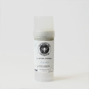 Fresh Linen All Natural Deodorant