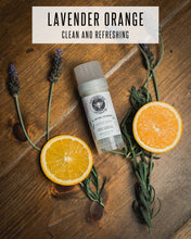 Load image into Gallery viewer, Lavender Orange All Natural Deodorant