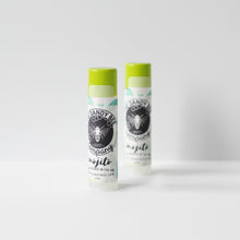 Load image into Gallery viewer, Mojito Organic Beeswax Lip Balm Two Pack