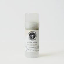 Load image into Gallery viewer, Vanilla Sandalwood All Natural Deodorant