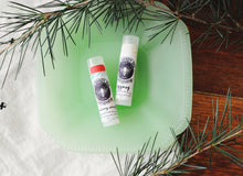 Load image into Gallery viewer, Limited Edition Seasonal Organic Beeswax Lip Balm Four Pack