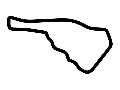 Road Atlanta (Pre 1988) Decal