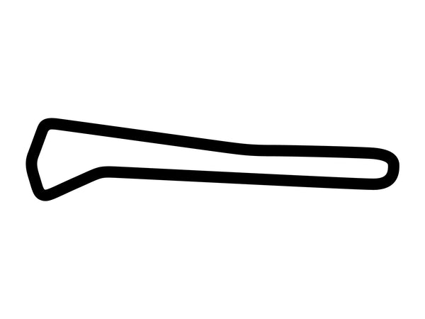Chang International Circuit Course A Decal