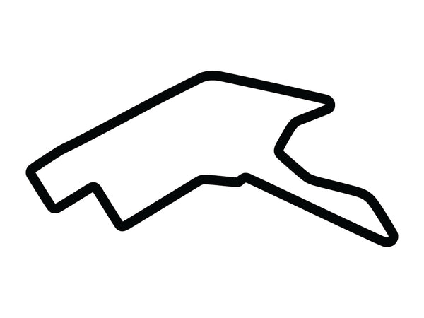 Adelaide Street Circuit Short Decal