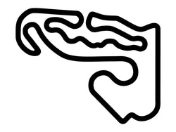 Spring Mountain Motorsports Ranch Andretti Decal