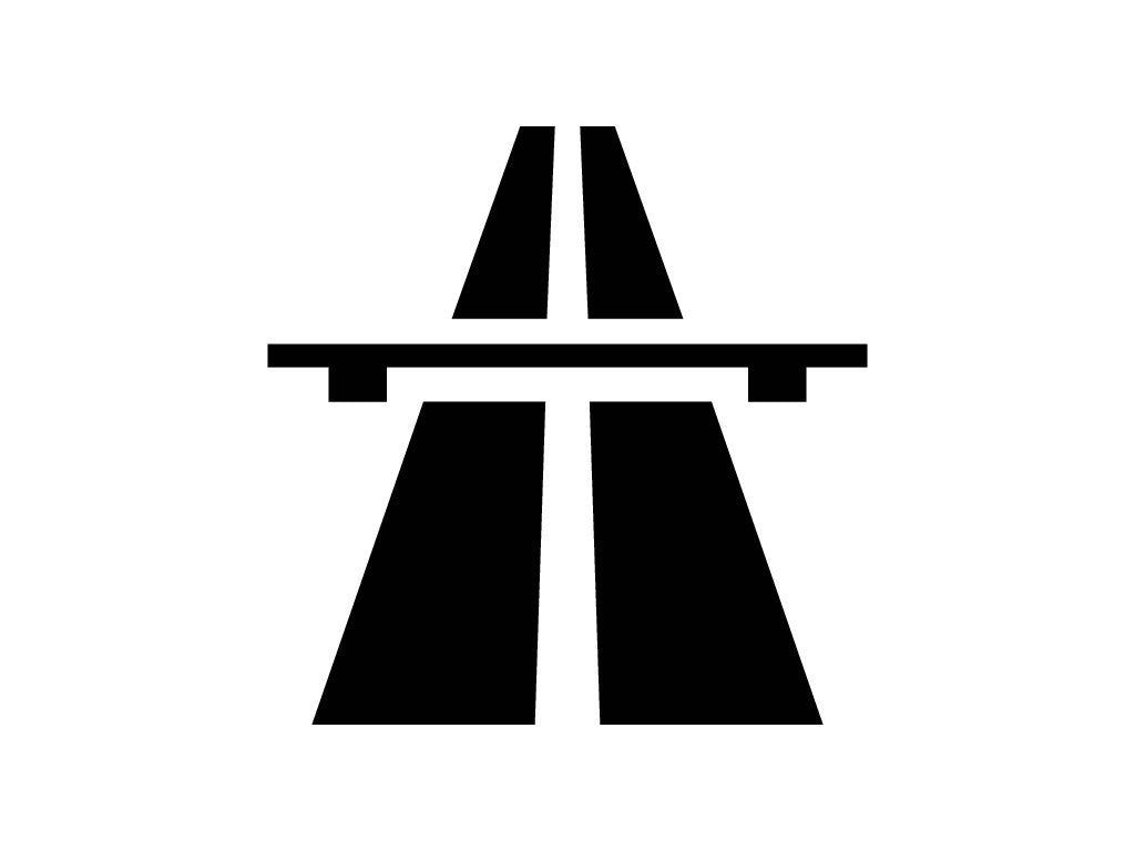 Autobahn Logo Decal Trackdecals