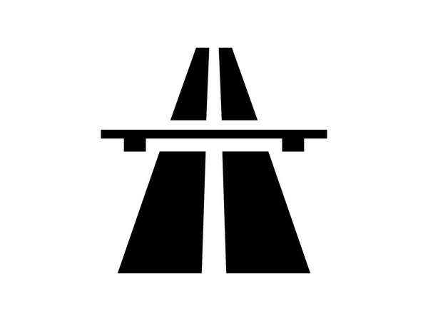 Autobahn Logo Decal