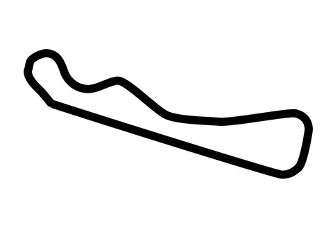 Most Autodrom Short Course Decal
