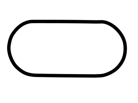 Autodromo Hermanos Rodriguez Oval Circuit Decal