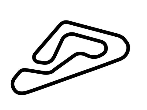 Autodromo Virgilio Tavora Decal