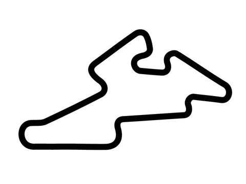 Brno Circuit Decal