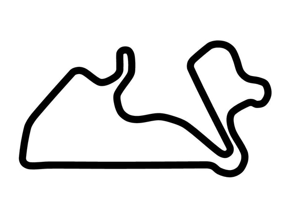 Autopolis Circuit Decal