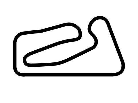 Botniaring Racing Circuit Decal