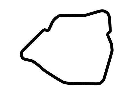 Castle Combe Circuit Decal