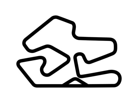 Dallas Karting Complex Decal