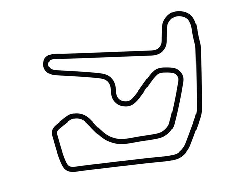 Motorsports Park Hastings Decal