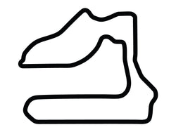 Sebring International Raceway Decal