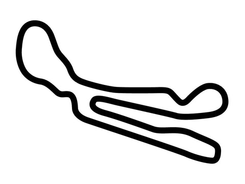 Guadix Circuit Decal