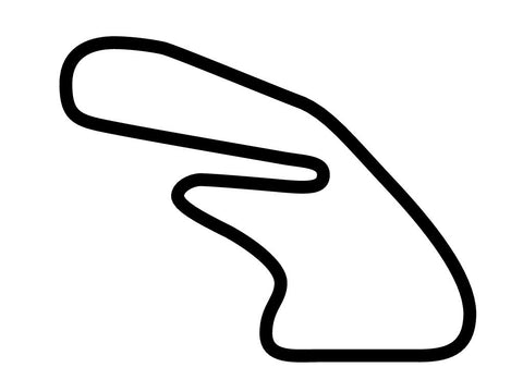 Hampton Downs National Circuit Decal