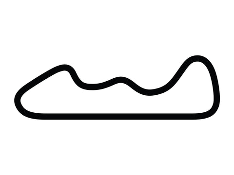 Autobahn Country Club Kart Circuit Decal