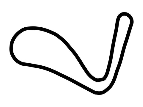 Lydden Hill Race Circuit Decal
