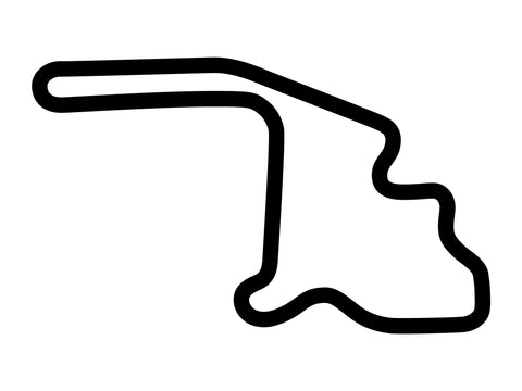 Mid-Ohio Main Course Decal