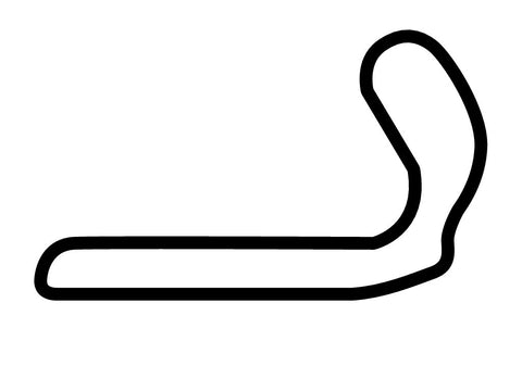 Mantorp Park Circuit 1 Decal