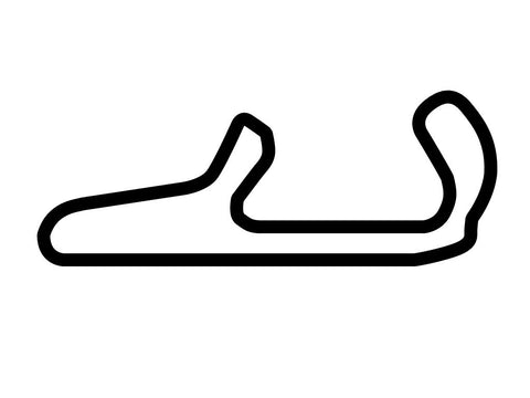 Mantorp Park Circuit 2 Decal