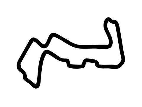 Marina Bay Street Circuit Decal