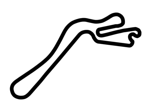 Mas du Clos Circuit Decal
