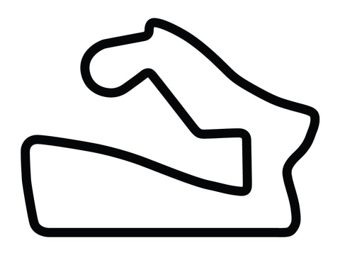 Road America Motorcycle Decal