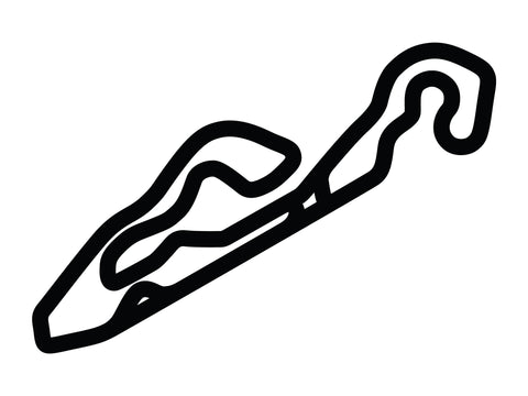 National Corvette Museum Motorsports Park Decal
