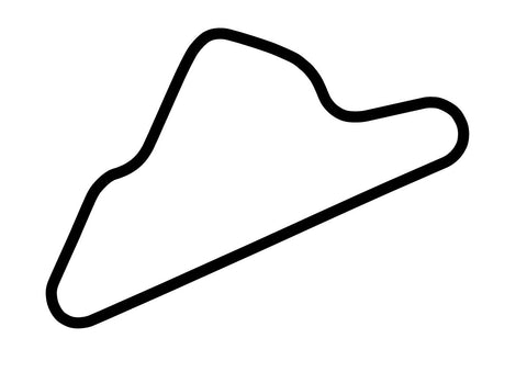 Oran Park Raceway South Circuit Decal