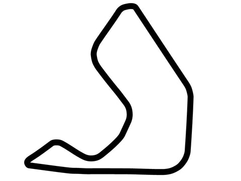 Pembrey Circuit Decal