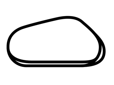 Phoenix International Raceway Road Tri-Oval Decal