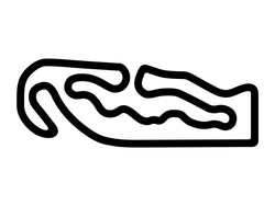 Spring Mountain Motorsports Ranch Prost Decal