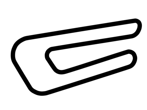 Queensland Raceway National Circuit Decal