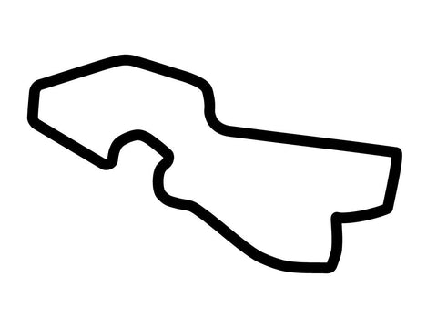 Belle Isle Grand Prix Decal