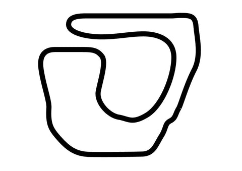Rockingham National Circuit Decal