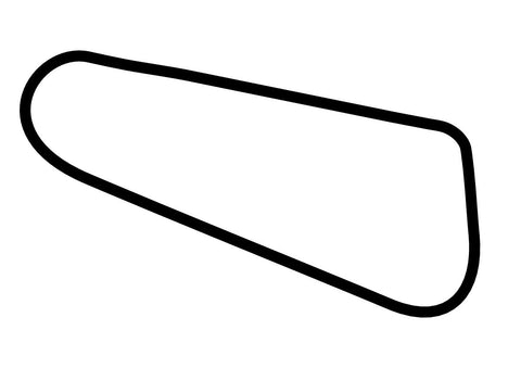Mike Pero Motorsport Park 'A' Circuit Decal