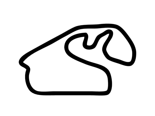 Autodromo Jose Carlos Pace (Interlagos) Decal