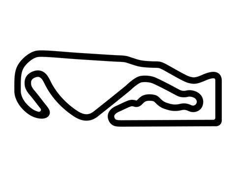 Spring Mountain Motorsports Ranch Senna Decal